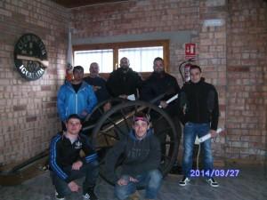 Curso vigilante seguridad Tarragona