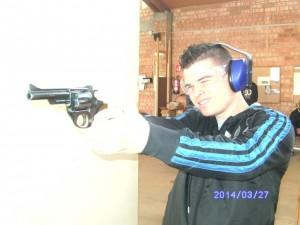 Curso vigilante seguridad Tarragona, practicas tiro
