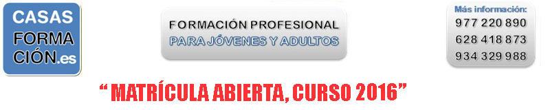 Centros de Formación Profesional