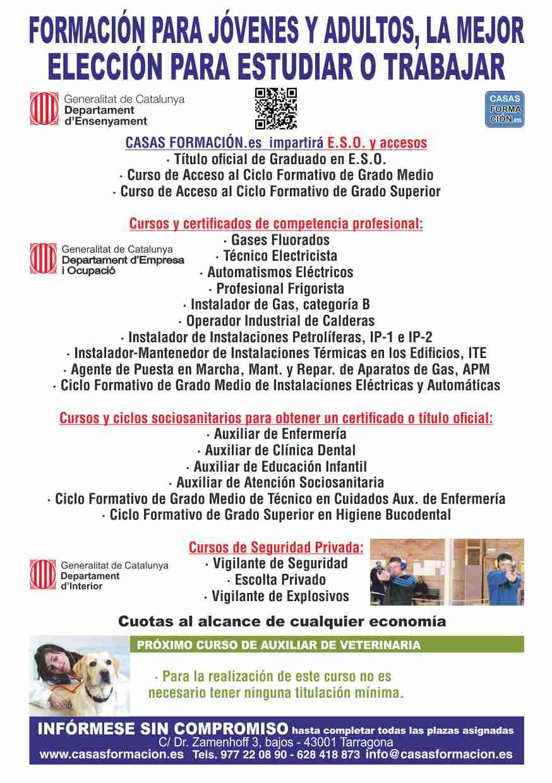 Noticias Casas Formación Centro De Estudios Ftp